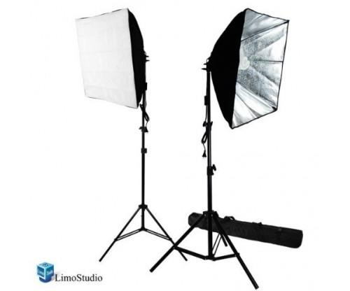 LimoStudio Photography Softbox Lighting Kit