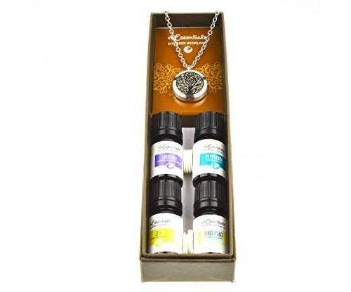 Essential Oil Diffuser Necklace