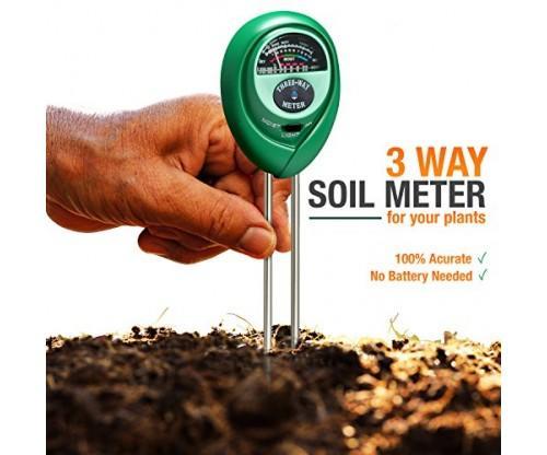 Soil Meter Test Kit