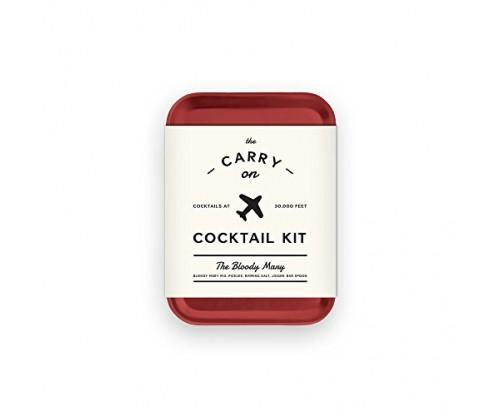 W&P Design Bloody Mary Carry On Cocktail Kit