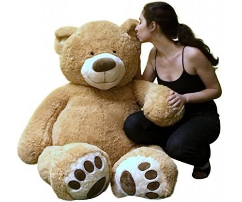 5 ft. Giant Teddy Bear