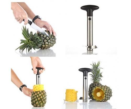 Stainless Steel Pineapple De-Corer