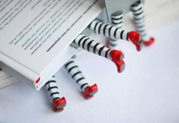 funny bookmark