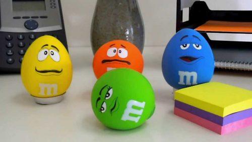 home made stress ball