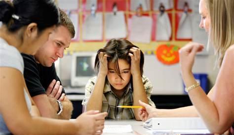 teacher parent meeting