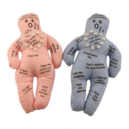 New Wife and New Husband VooDoo Doll