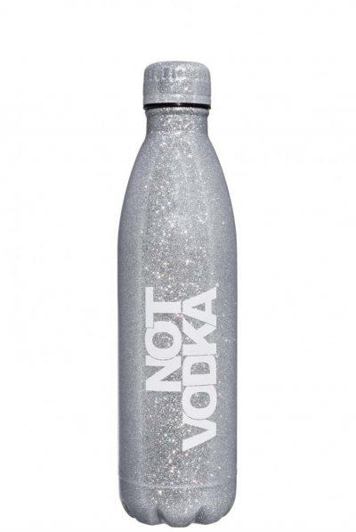Not Vodka Water Bottle, 25 oz
