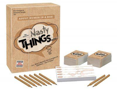 The Game of Nasty THINGS…