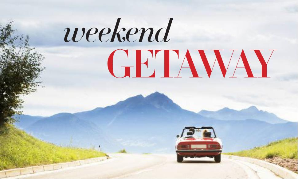 6 items you really need for a weekend getaway
