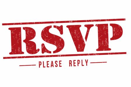 rsvp reply