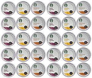 Starbucks K-Cup Variety Packs