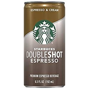 Double-Shot Espresso