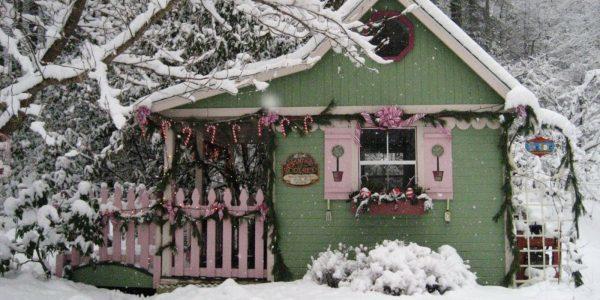 home renovations for christmas