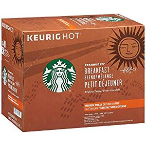 Breakfast Blend (Medium Roast) K-Cup Pods