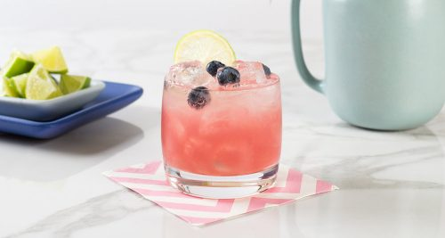blueberry moscow mule