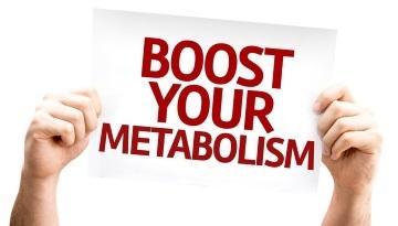 boosting metabolism