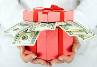 cost of a gift