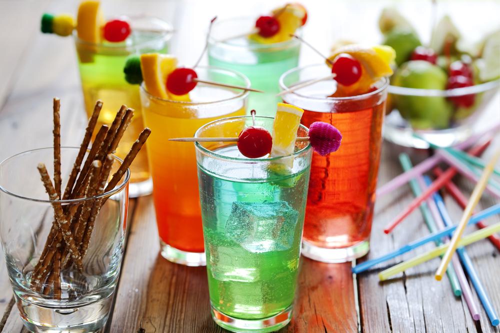 Fresh Fruit Drink Recipes Non Alcoholic