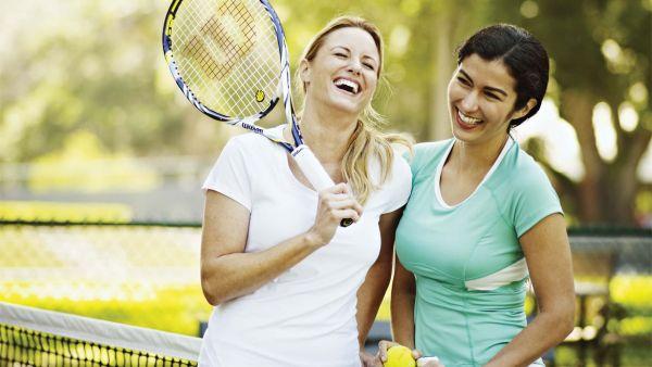 tennis calories