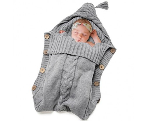 Newborn Baby Swaddle Blanket