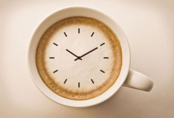 coffee before sleeping