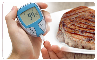 diabete 2 and meat