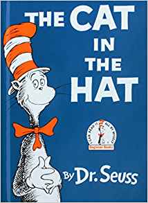 the cat in the sack Dr seuss