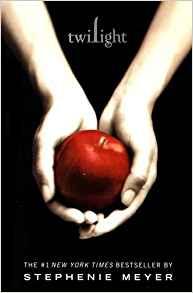 """""""Twilight"""" by Stephanie Meyer"""