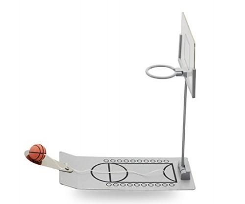 Wellin Fun Sports: Mini Basketball Game Foldable Table