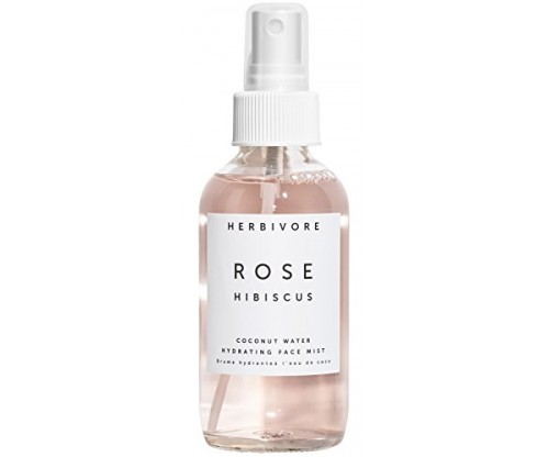 Herbivore Botanicals – All Natural Rose Hibiscus Hydrating Face Mist