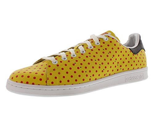 Adidas Stan Smith Spd Round Toe Leather Sneakers