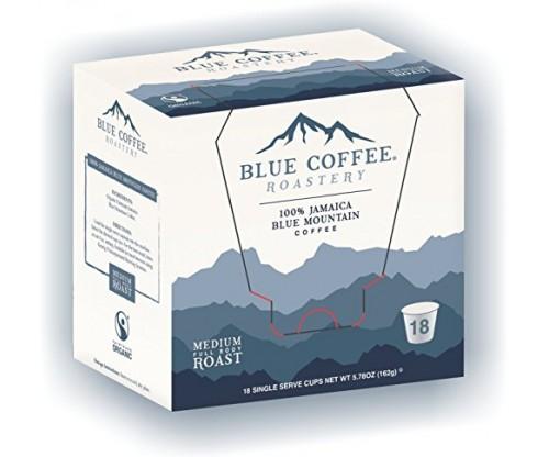 Blue Roaster Jamaica Blue Mountain Coffee