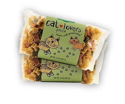 Pastabilities – Cat Shaped Pasta