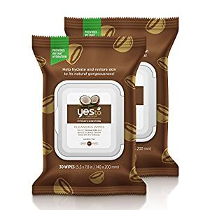 Yes To Coconut Hydrate & Restore Cleansing Wipes
