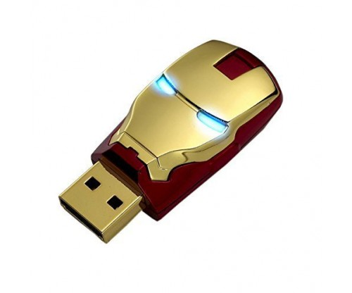 16GB Iron Man The Avengers USB Flash Drive