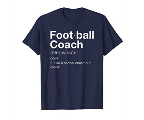 Funny Football Definition T-Shirt