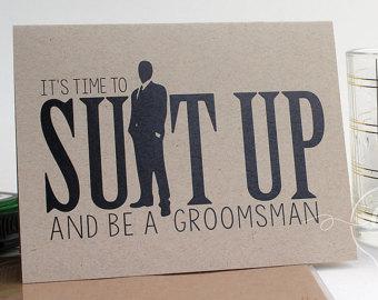 groomsman job
