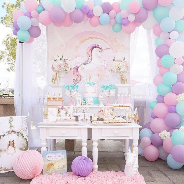 magical unicorns party