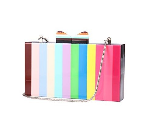 Women Acrylic Clutch Purse For Women