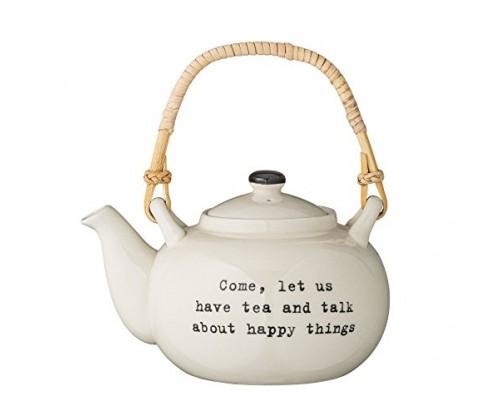 Bloomingville Ceramic Josephine Teapot