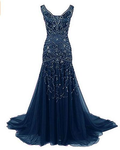 Uryouthstyle-Crystals-Mermaid-Mother-Dresses