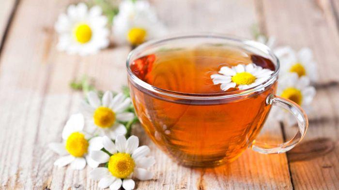 chamomille tea benefits