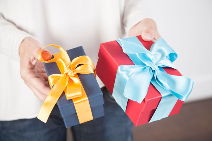 how to choose a gift