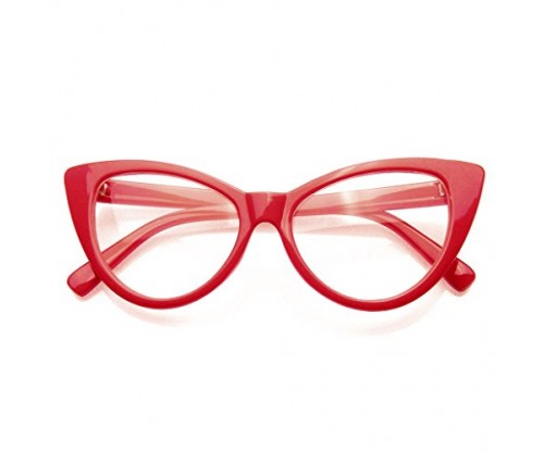Emblem Eyewear – Super Cat Eye Glasses