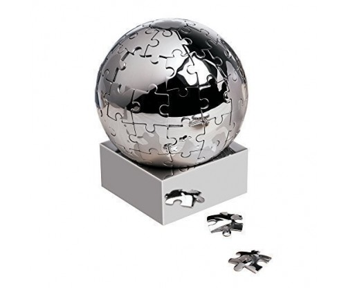 Ebuy GB Magnetic World 3D Puzzle