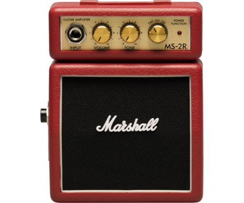 Marshall Mini Stack Series MS-2R