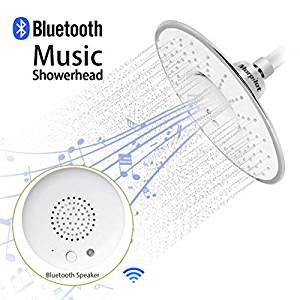 Music Playing Shower Head