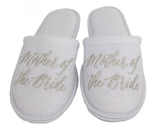 Personalized Wedding Slippers