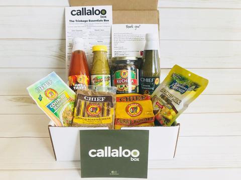 Callaloo Box: Trinidad & Tobago Essentials Box
