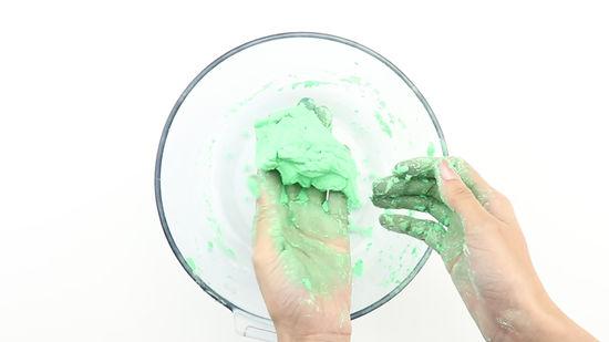 Cornstarch Slime